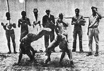 Stara Roda de Capoeira